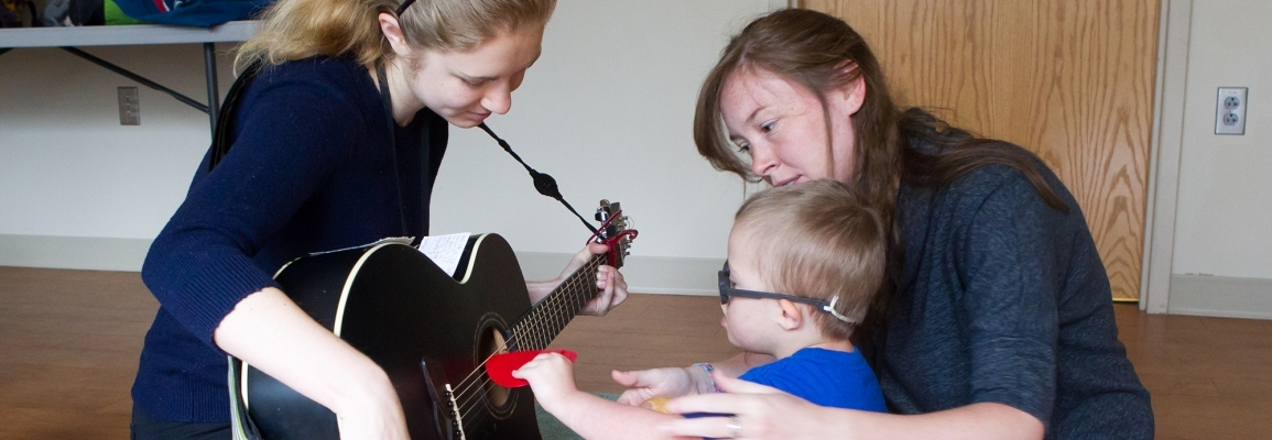 Music Therapy Clinic patient experience